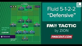 FM19 tactics | How to install Football Manager 2019 tactics.