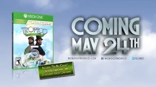 ► Tropico 5 Penultimate Edition - Official Trailer [HD]