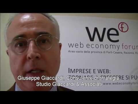 WEF. Web Economy Forum: un progetto per rilanciare le PMI e ricominciare a crescere