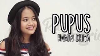 Hanin Dhiya Pupus Karaoke