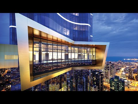 Building The Southern Hemisphere's Highest Residences   The B1M