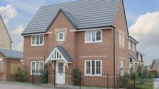 Barratt Homes The Morpeth Bowbrook Meadows Shrewsbury Shropshire By Showhomesonline Youtube