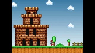 Video Super Mario 3:  Mario Forever 2004 | World 1 download MP3, 3GP, MP4, WEBM, AVI, FLV April 2018