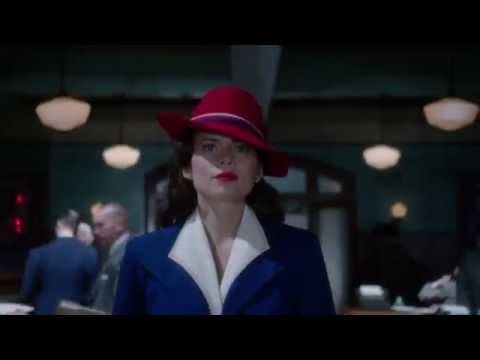 """Go Undercover with Hayley Atwell - """"Marvel's Agent Carter"""" Behind-the-Scenes Clip 1"""