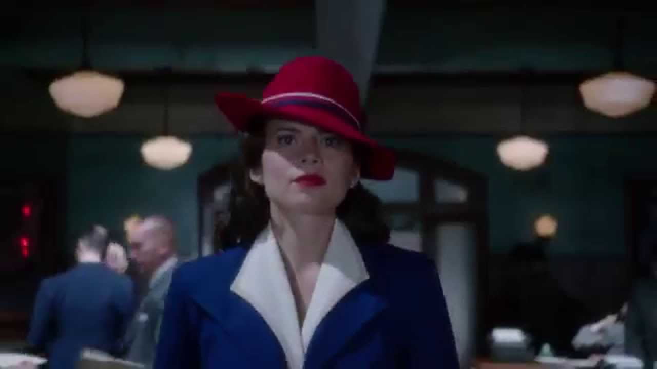 """Download Go Undercover with Hayley Atwell - """"Marvel's Agent Carter"""" Behind-the-Scenes Clip 1"""