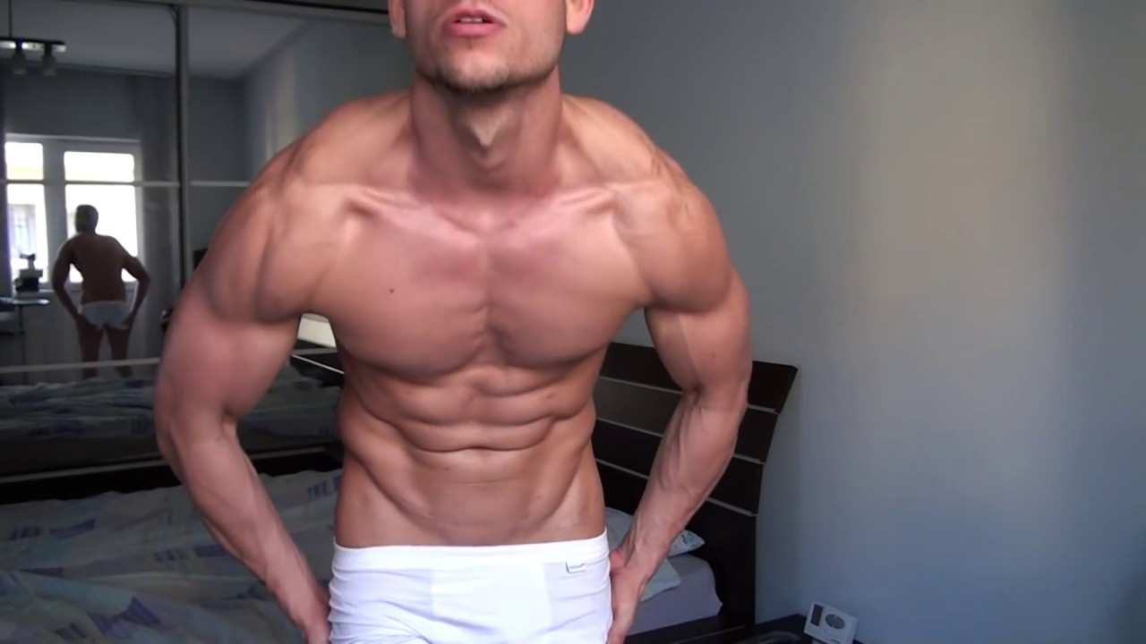 70kg吧_Emilian , Carb Loading 16.Feb.2014 , 70 kg natural fitness bodybuilding - YouTube