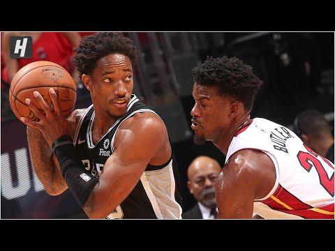San Antonio Spurs vs Miami Heat - Full Game Highlights | October 8, 2019 NBA Preseason