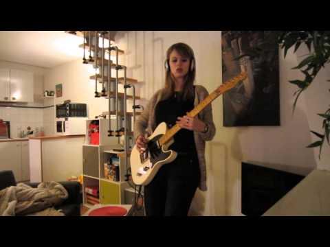 Franz Ferdinand - Love Illumination - Guitar Cover