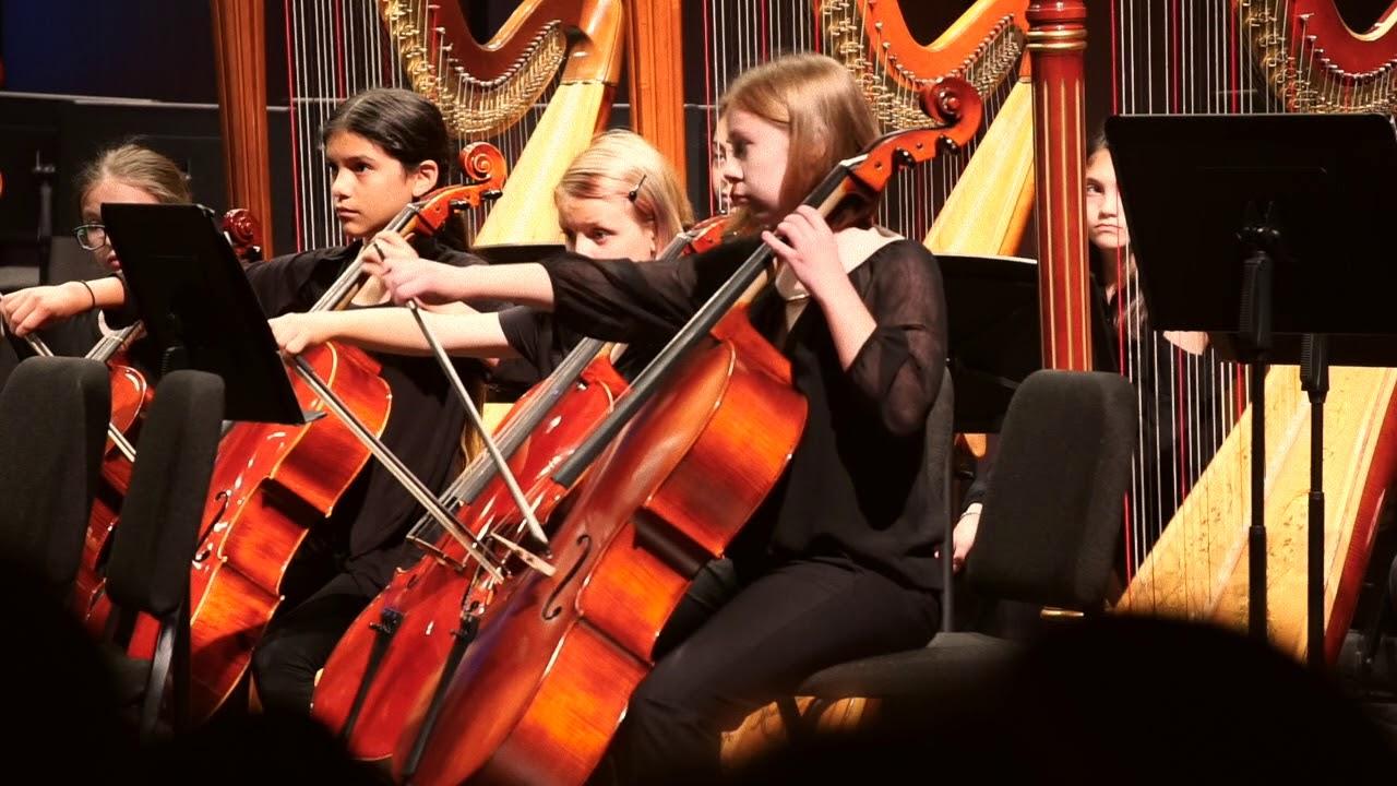 Download Tess Cello AFA COncert 62219   HD 720p