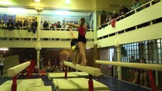 Соревнования  по спортивной гимнастике 1.MP4