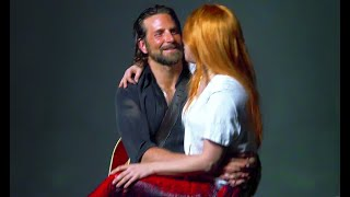 A Star Is Born behind-the-scenes footage (Lady Gaga, Bradley Cooper, Barbra Streisand) Video