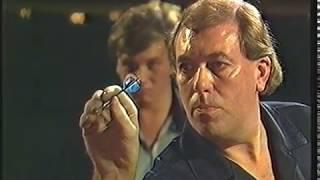 Darts World Matchplay 1984 John Lowe Perfect Leg 9 Darter