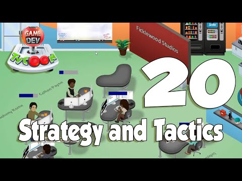 Game Dev Tycoon Strategy & Tactics 20: The MMO