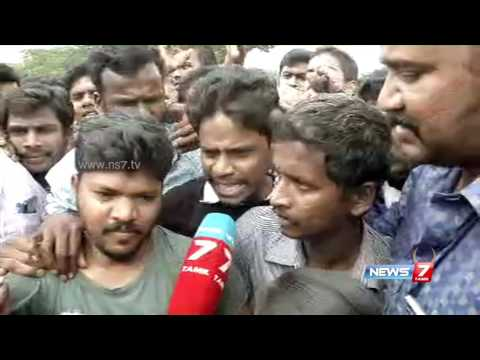 Rekhla race conducted by political party stopped by public at Coimbatore   News7 Tamil