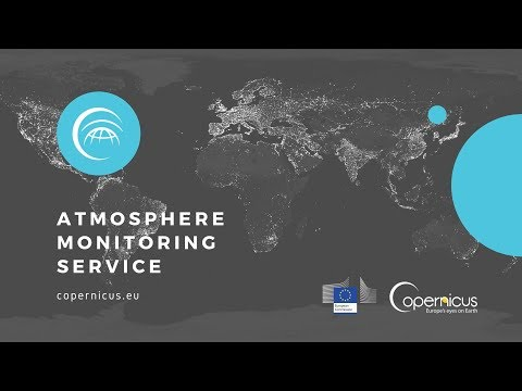Copernicus Atmosphere Monitoring Service: Global Forecasts and Reanalysis