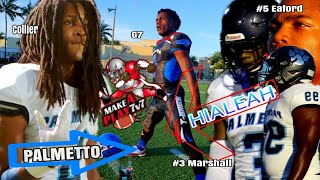 🌴 Ballers On Both Sides 🌴   Hialeah TBreds Vs Palmetto Panthers