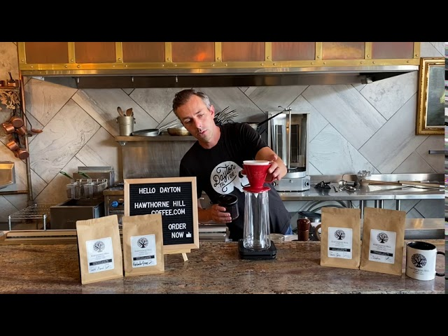 Mastering the Pourover