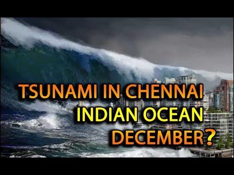 Indian Ocean Tsunami before december 31 2017 again? Chennai,India Thailand, Sri Lanka