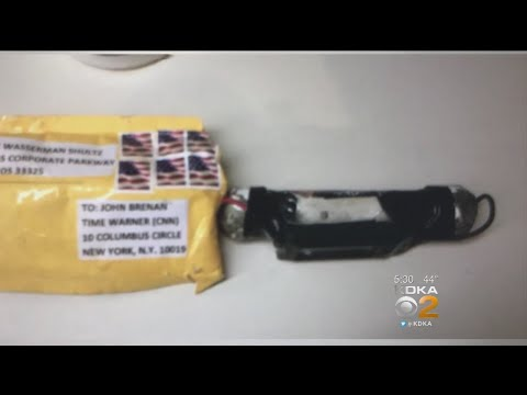Former Postal Inspector Discusses Mail Screening Process