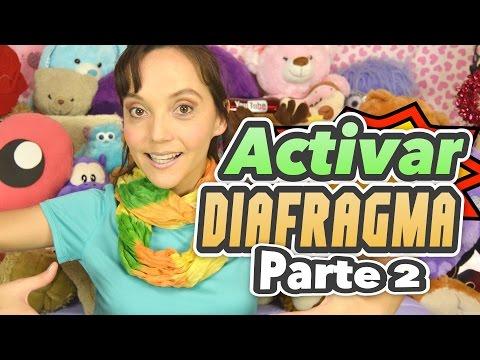 COMO CANTAR CON EL DIAFRAGMA Y NO CON LA GARGANTA - PARTE 2 - Clases de CANTO 15