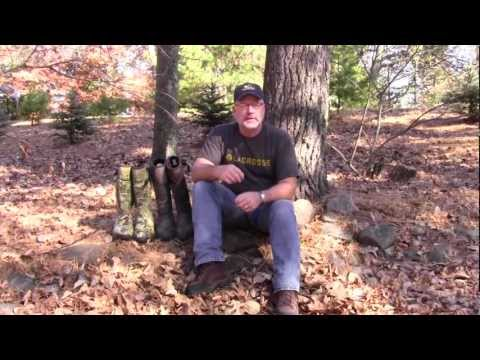 Choosing The Right Hunting Boots