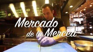 Schlemmen auf dem Mercado Merced in Malaga