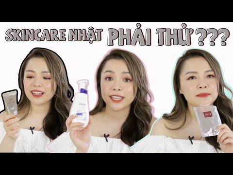 Skincare Nhật Ai Cũng Phải Thử 🇯🇵 Japanese Skincare You Must Try ❤️ TrinhPham