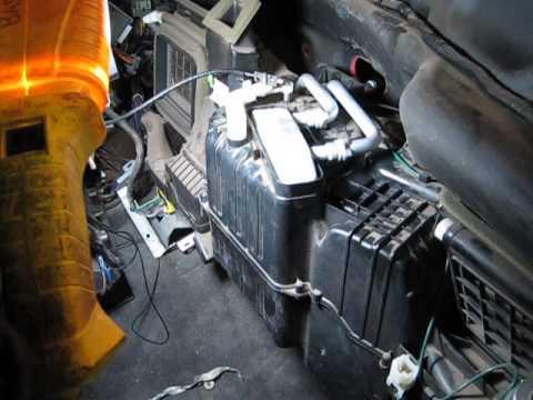 2000 hyundai elantra wiring diagram sony xplod cdx gt640ui 98 ram 1500 heater core replacement 5.9 - youtube