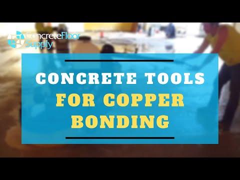 Copper bond concrete tools for concrete  (kansas city)