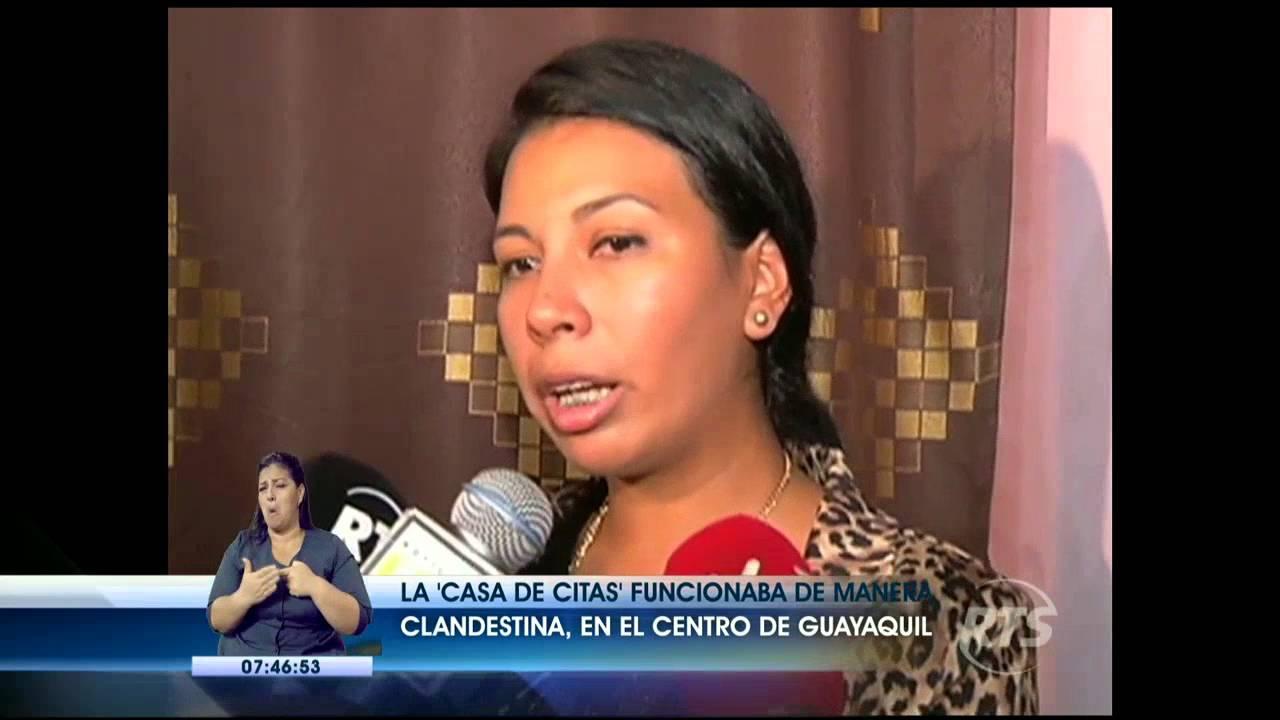 Se clausura supuesta casa de citas que funcionaba clandestinamente en el centro de guayaquil - Casas de citas en elche ...