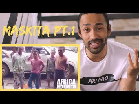 Ari Nao - MASKITA Part. 1 (Zaza Gasy) [The Underground Boys of Tana]