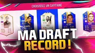 MA DRAFT RECORD !