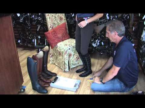 DC Boot Fitting