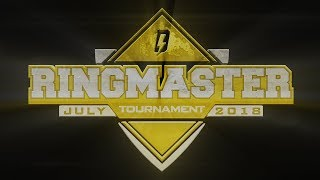 Ringmaster Tournament Starts Tonight In Newcastle!
