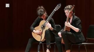 Sonata Fantasia (D. Bogdanović) - Duo Aryaga