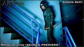 Arrow 8x01 Promotional Photos *SEASON PREMIERE*