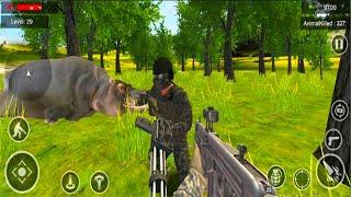 Animal Safari Hunter - Android GamePlay - Safari Hunting Games Android #15