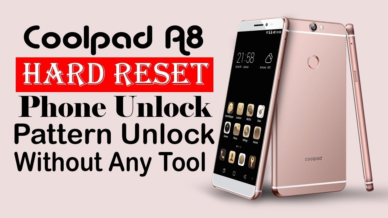 Coolpad A8 Software Update