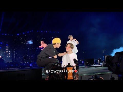 190602 - Mikrokosmos JIMIN & JUNGKOOK CRYING - BTS 방탄소년단 - Speak Yourself Tour - Wembley Day 2