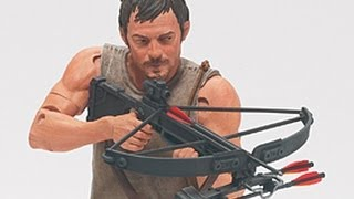 "The Walking Dead Stop motion Episode 2 ""The odd man out"""