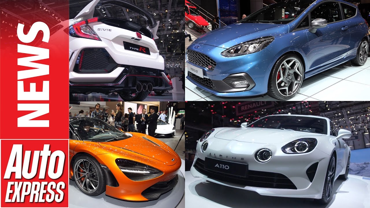 auto express new car releasesBest cars of the 2017 Geneva Motor Show  YouTube