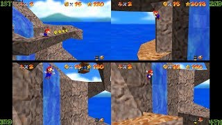 SM64 TAS Competition 2018 ~ Task 9 Compilation