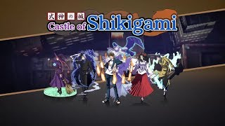 Castle of Shikigami Steam Trailer
