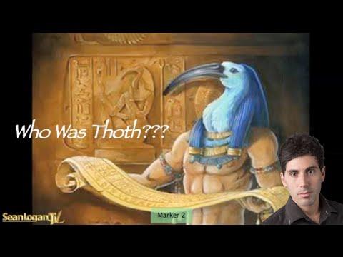 Thoth The Atlantean Hermes Enoch Mercury