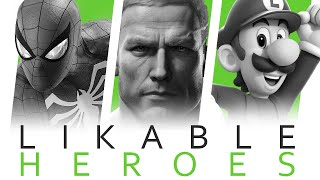 Creating A Likable Video Game Hero