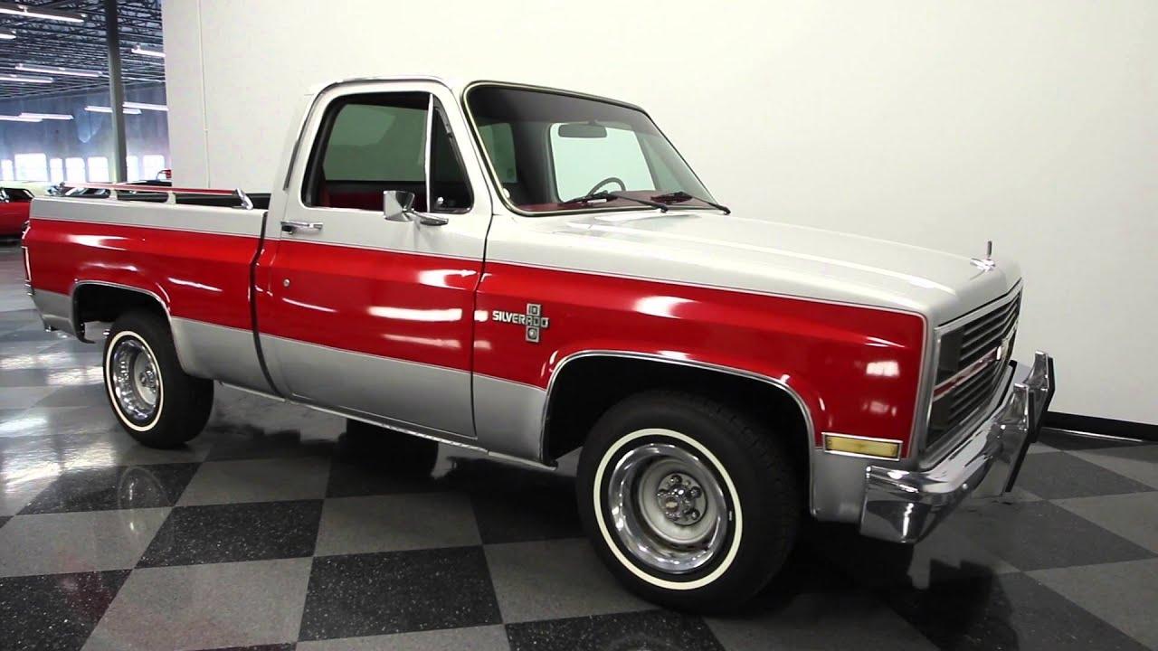 1984 Chevy Silverado >> 278 Tpa 1984 Chevy Silverado