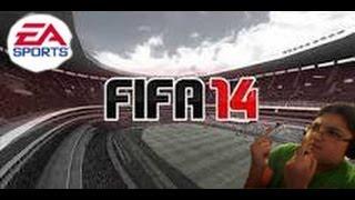 FIFA 14 ANDROID ME VS GALAXY TEAM