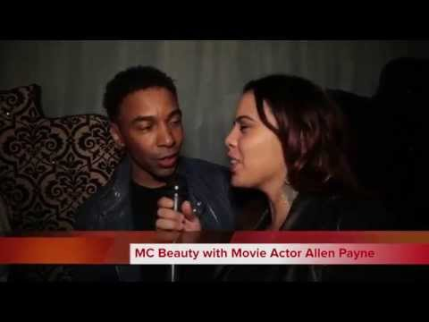 MC Beauty s Movie Actor Allen Payne