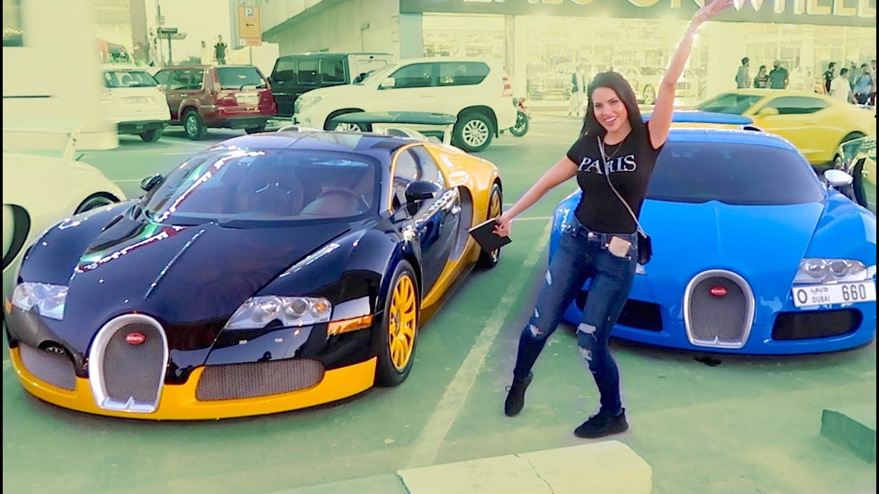 Million Dollar Cars >> The Billionaire BUGATTI owners OF DUBAI !!! - YouTube