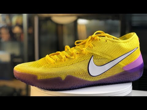 WHO WANTS A KOBE AD NXT 360? (+Crep Protect Sneaker Care Kit Winners)